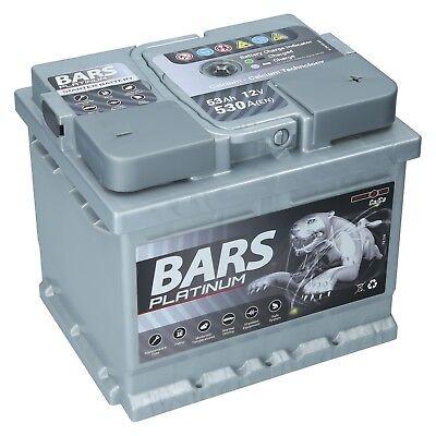 autobatterie 12v 85ah 780 a en bars starterbatterie. Black Bedroom Furniture Sets. Home Design Ideas