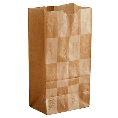 Bakery Pastry Bags Top Open 300282 Ecocraft Artisan 5w X 9 1116h 100 Bags