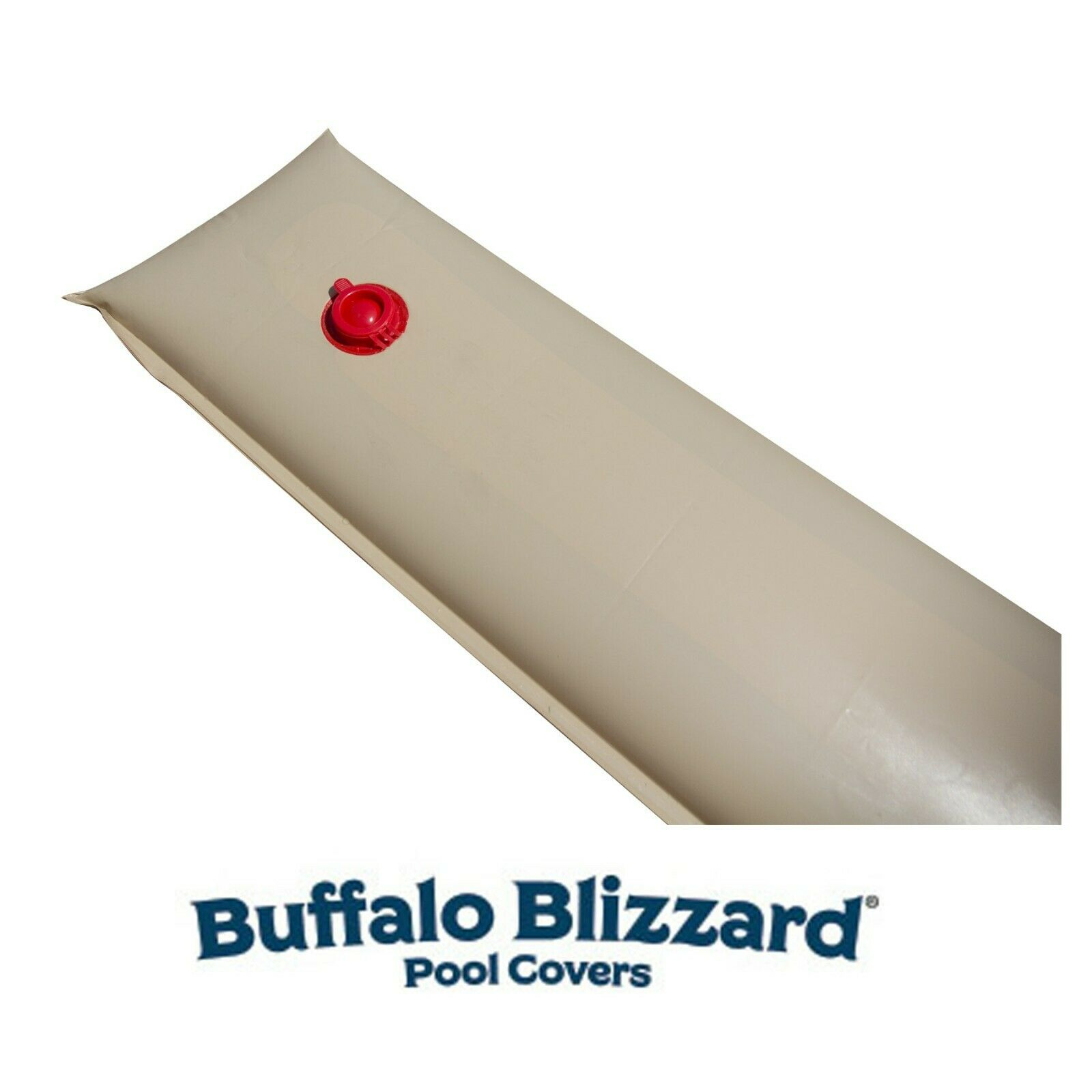 Buffalo Blizzard 1 x 8 Tan Water Tubes 22 Gauge For Swimming Pool Winter Covers