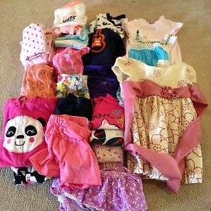 Baby girl spring/summer clothes