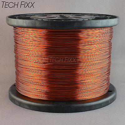 Magnet Wire 20 Gauge Enameled Copper 3145 Feet Coil Winding 9.95 Lbs Essex 200c