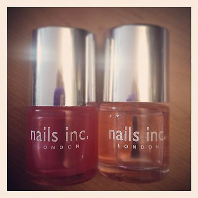 Nails inc. Basics
