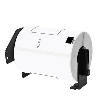 1 Rolls For Brother Ql1050 Ql1100 Dk-1241 200 Address Labels Pr 102mm152mm