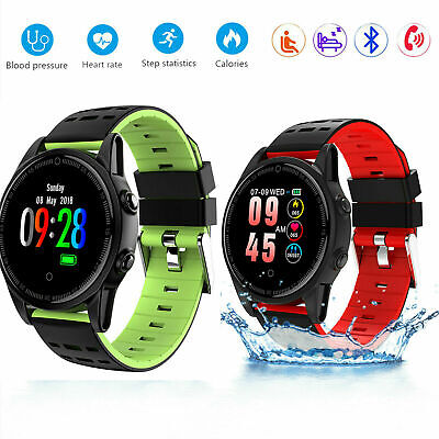 Best Smart Watch Blood Pressure Oxygen Heart Rate Monitor Sport Fitness (Best Rated Fitness Tracker)