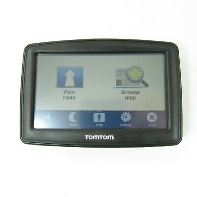 "TomTom XL 4ET0.002.03 N14644 Portable Car 4.3"" LCD GPS Navigation"