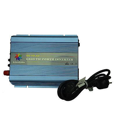 600W Netz Wechselricht Grid Tie Inverter  MPPT Function DC 22-60V Solar System
