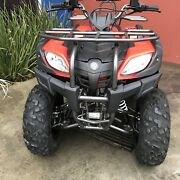 NEW 2018 SX 200cc HAMMER FARM QUAD ATV HUNTING AG BIKE BOXED Braeside Kingston Area Preview