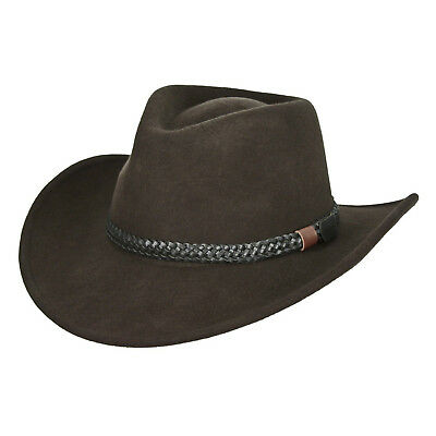 Adult Men's Outdoor Fishing Hiking Outback Safari Australian Costume Fedora Hat ](Safari Costume Male)
