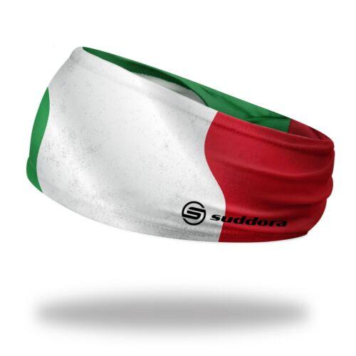 Suddora Italy Tapered Non-Slip Headband - Made in USA