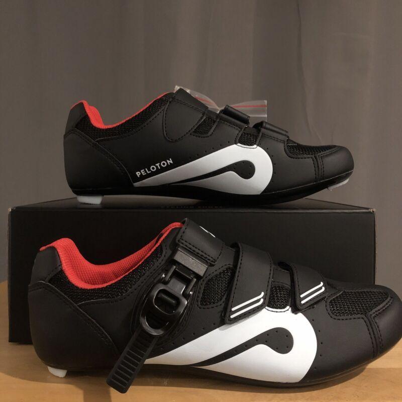 Peloton Cycling Shoes with Cleats - Size 42 Men 9 / Women 11 (PL-SH-B-42)