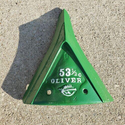 Vintage Restored Oliver Plow Blade