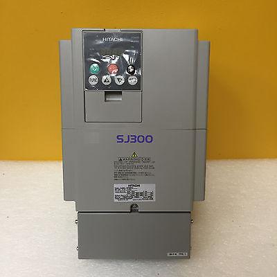 Hitachi Sj300-075hfu 10 Hp 7.5 Kw Variable Speed Inverter Ac Drive New