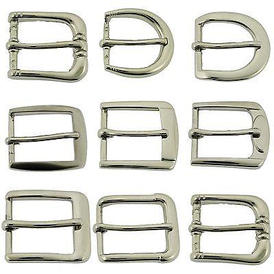 """10 Pieces 1"""" (25 mm) Single Prong Belt Buckle Wholesale Lot Us Manufacturer New"""