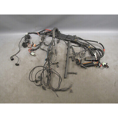1997-1999 BMW E36 328i Automatic M52 Engine Transmission Wiring Harness OEM