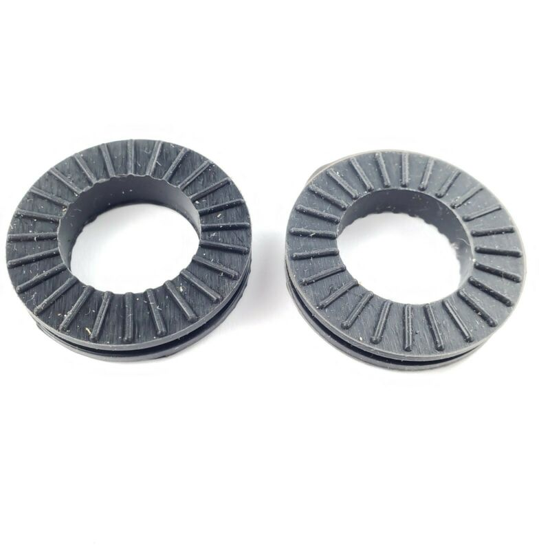 (2) VenMill 3500 PN2020 Replacement Rubber Grommets For VMI 3500