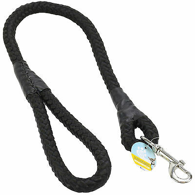 ME & MY STRONG ROPE DOG LEAD CLOSE CONTROL LARGE WALKING/TRAINING SHORT LEASH