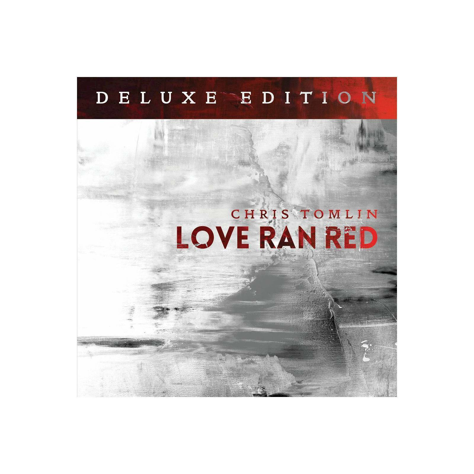 Love Ran Red [Deluxe Edition] by Chris Tomlin (CD, 2014, 2 Discs ...