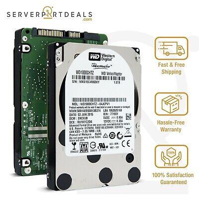 "WD VelociRaptor 1TB 10K SATA 2.5""x15mm Server/Desktop PC Hard Drive - WD1000CHTZ for sale  Shipping to Nigeria"