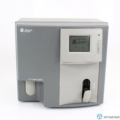 Beckman Coulter Act Diff 2 Ii Hematology Analyzer