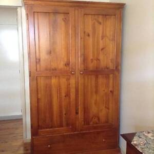 Solid Timber Stand Alone Wardrobe Toowoomba Toowoomba City Preview
