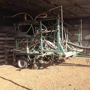 Air seeder bar and bin Kojonup Pallinup Area Preview