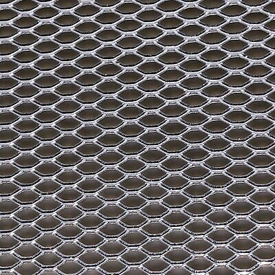 Fine Mesh Expanded Metal Rodent Screen 5 Pieces. 20 Ft Total Length.