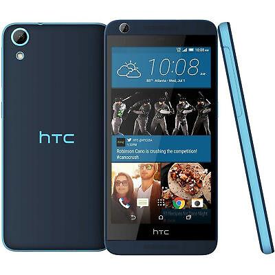 HTC Desire 626s 8GB Unlocked GSM 4G LTE Quad-Core Android Phone - Blue Lagoon