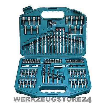 Makita P-30835 Bohrer-Bit-Set 99-tlg. Bohrersatz Bitsatz für Akkuschrauber