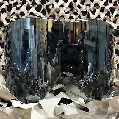 NEW Empire E-Vents E-Flex Helix Avatar Paintball Lens - Thermal - Mirror Chrome