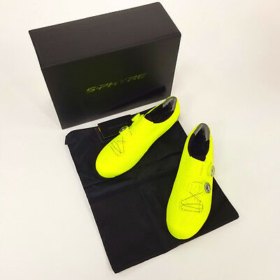 rc9y s phyre road bike shoes yellow