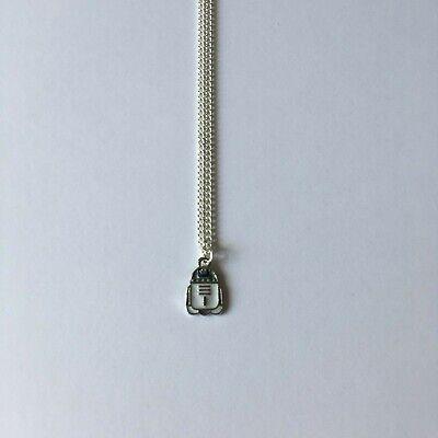 Handmade R2-D2 Star Wars Necklace
