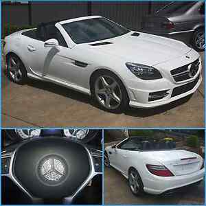 Mercedes Benz SLK 250 Convertible Moonee Ponds Moonee Valley Preview