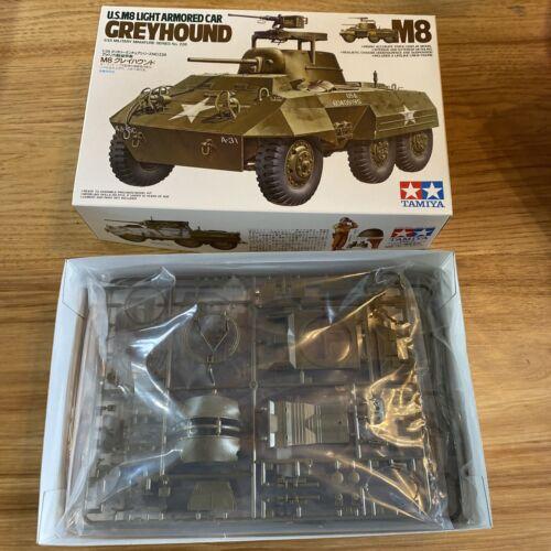 Tamiya America Inc 1/35 US M8 Light Armored Greyhound Combat Patrol Niob - $22.95