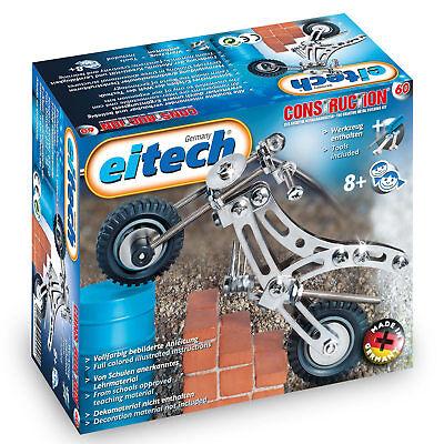EITECH Metallbaukasten Trial Bike 178x147x80mm