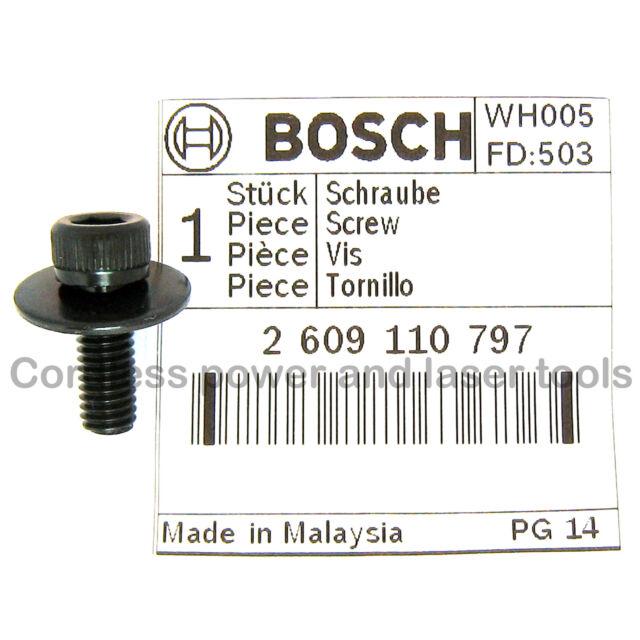 Bosch GOP 250 CE Multi Cutter Saw Tool Blade Pad Clamping Screw 2 609 110 797