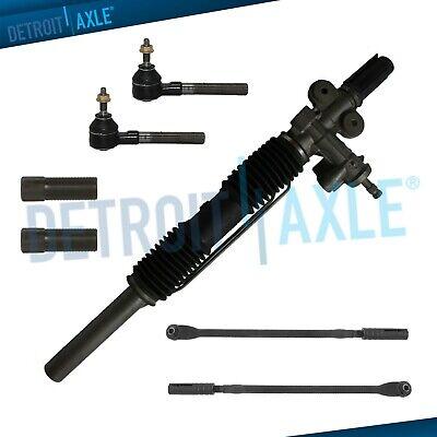 For Chrysler LHS 300M Concorde Power Steering Rack & Pinion Outer Inner Tie (Chrysler Lhs Rack)