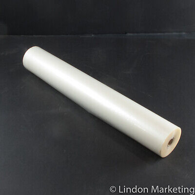 Laminating Film 27 X 200 5 Mil Co-polymer 1 Core - Clear Box Of 2 Rolls