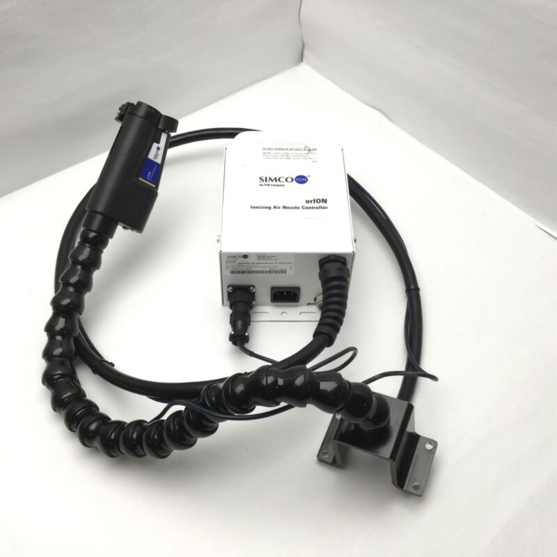 Simco ORION 4012212 Sidekick with Optical Sensor Ionizing Air Nozzle Controller