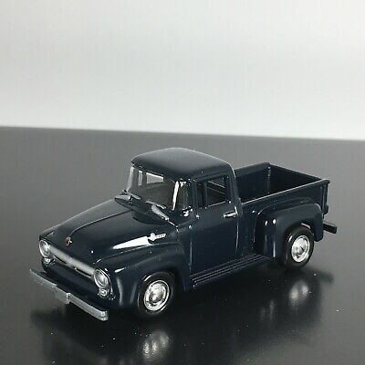1956 56 FORD F100 PICKUP TRUCK 1:64 SCALE COLLECTIBLE DIORAMA DIECAST MODEL CAR