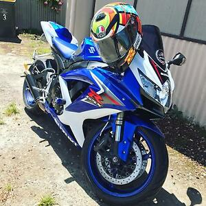 Suzuki K8 GSXR 600 Murray Bridge Murray Bridge Area Preview