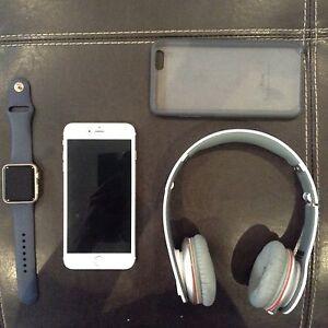 iPhone 6Plus Gold & Gold Apple Watch & Beats Headphones bundle! East Fremantle Fremantle Area Preview