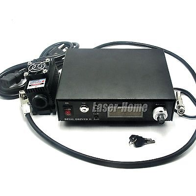 1064nm 600mw Ir Laser Dot Module Ttl Analog Tec Adjusted Digital Power Supply