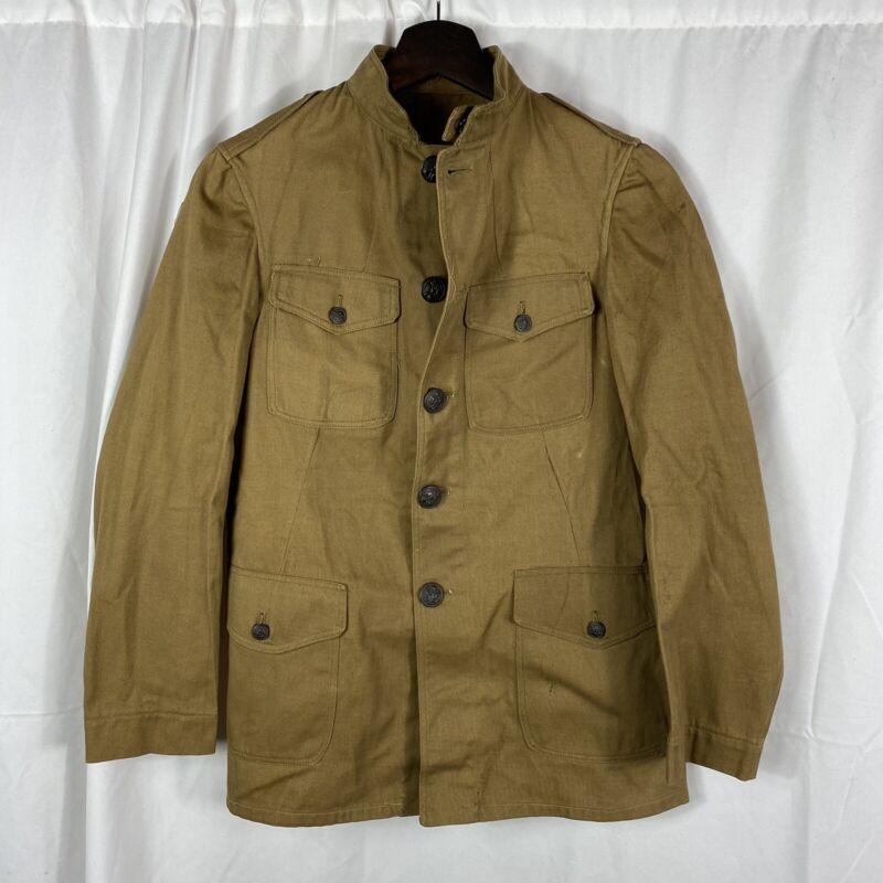 Original WW1 US Army Summer Tunic Unworn Condition
