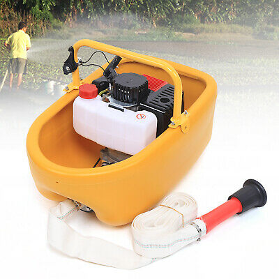 Gasoline Petrol Water Transfer Pump High Pressure Flood Suction Irrigation Pump