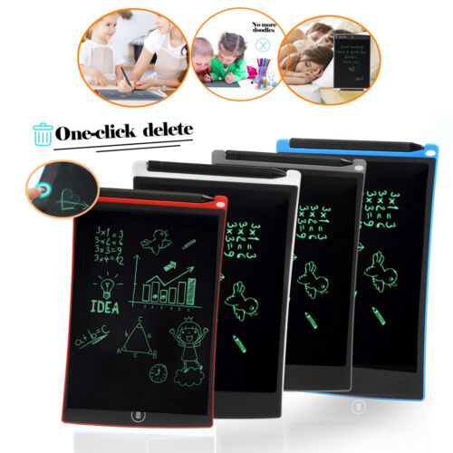 """8.5"""" Digital Electronic LCD Writing Drawing Board Pad Tablet"""