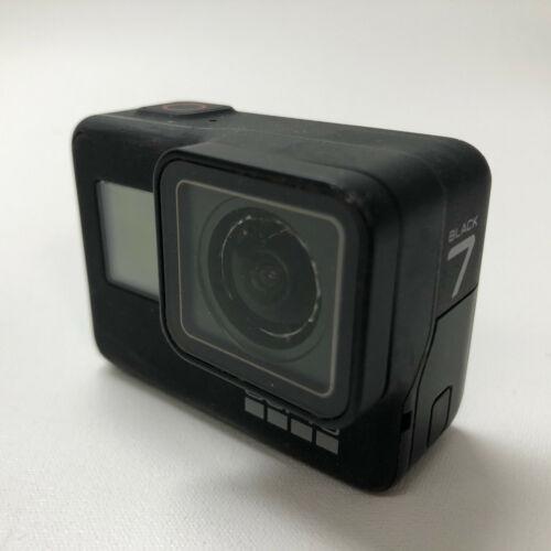 GoPro HERO7 Action Camera - Black w/ ISSUE, READ DESCRIPTION