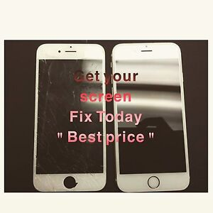 Buying used and CRACKED screen iphones, paying Cash