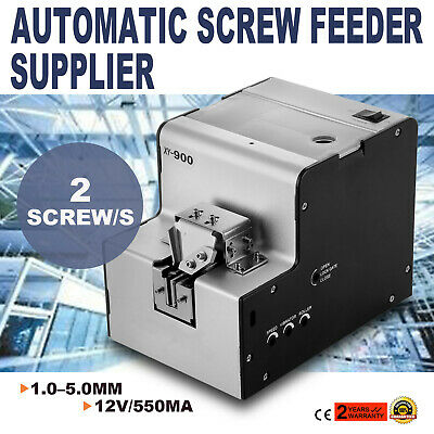 Automatic Screw Feeder Conveyor Machine Counter Function Xy-900 Professional