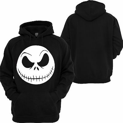 Jack Skellington Faces (Nightmare Before Christmas Hoodie Jack Skellington Face Disney Custom)