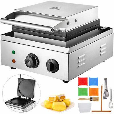 "Electric Crepe Maker 8.7"" Baking Pancake Frying Griddle Mach"